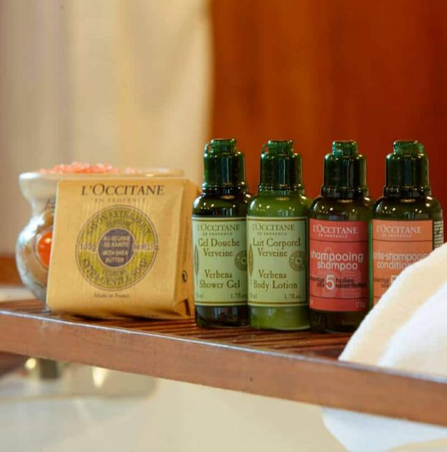 amenities loccitane