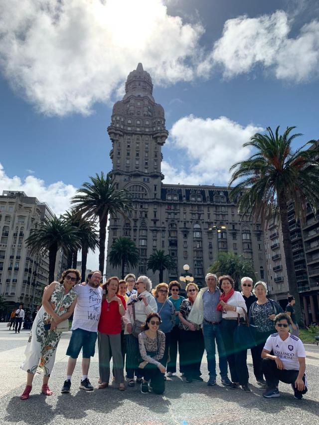 City tour Montevidéu Réveillon Uruguai