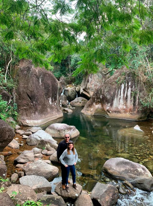 Cachoeira do Regato