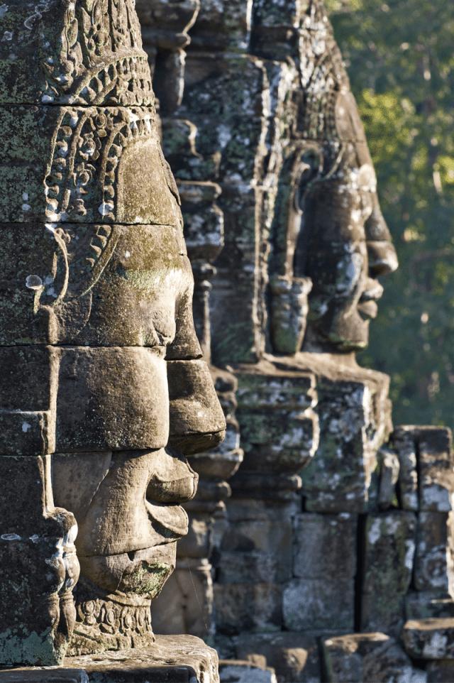 Templo Angkor Wat Camboja viagem sudeste asiático