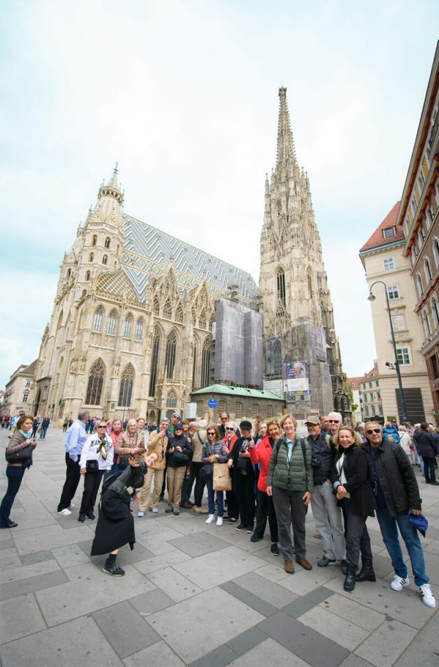 Catedral de Santo Estêvão Viena