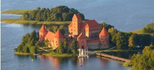 Trakai Lituânia Países Bálticos