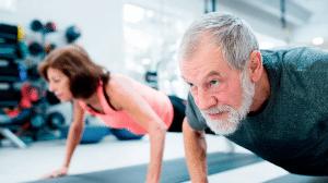academia atividades físicas maturidade