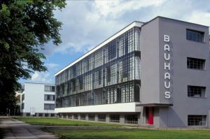 escola Bauhaus Dessau Alemanha